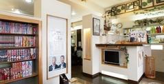 当店では、お客様がゆっくりとお寛ぎ頂けます様、様々な配慮を致しております。